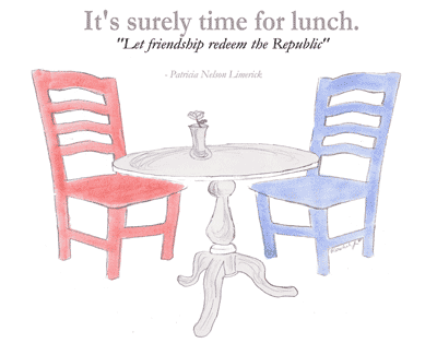 It is Surely Time for Lunch